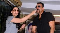 Blackbuck case: Sanjay Dutt thrilled about 'younger brother' Salman Khan's clean chit