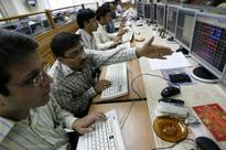 Nifty near record high; RIL soars over 4 percent