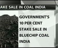 Coal India FPO hits market; Govt expected to raise 22,600 crore rupees from sale
