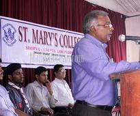 Udupi: 'Swachh Bharat, Swasth Bharat Abhiyan' at St Mary's College Shirva