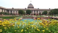 Offer of stay to artists at Rashtrapati Bhavan