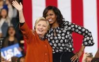 Michelle Obama predicts razor thin election margin and warns against complacency in campaign speech for Hillary Clinton