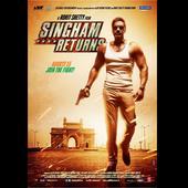 Ajay Devgn's 'Singham Returns' crosses Akshay Kumar's 'Holiday' at the box office