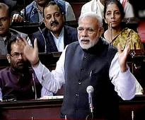 Congress mulling privilege notice against Modi for misleading statements in RS