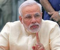 It's BJD Vs BJP in Odisha: Poster war in steel city marks PM Modi's visit