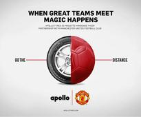 Apollo Tyres Manchester United partnership extended to 129 countries