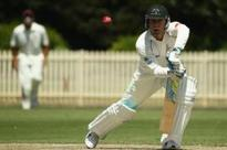 Clarke hits fifty on recovery trail