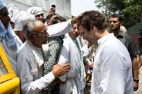 Rahul Gandhi Leads Protest Against PM Narendra Modi's Land Law