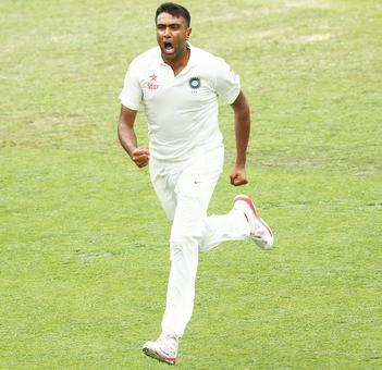 2nd Test: Ashwin takes 5 wickets to bowl out WI for 196