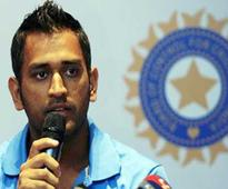 Getting used to pace and bounce is a big challenge: Dhoni