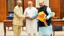 Prez election: In show of strength, PM Modi to accompany Ram Nath Kovind for filing nomination papers