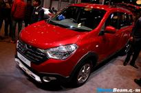 Renault Lodgy World Edition Showcased At 2016 Auto Expo