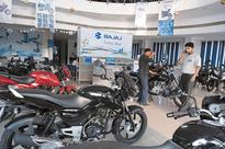 Bajaj Auto's sales drop 2% in April, domestic volumes remain strong