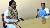 Anti-BJP front minus Congress? Mamata Banerjee, KCR differ on 2019 path