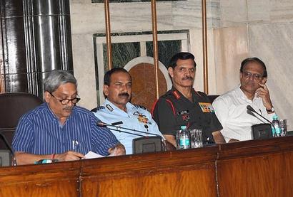 Govt announces OROP but unhappy veterans to continue agitation