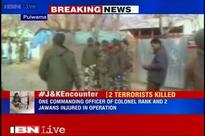 Army Colonel, 2 jawans killed in encounter with terrorists in Tral area of J&K's Pulwama ...