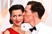 Benedict Cumberbatch reveals his baby's majestically epic name