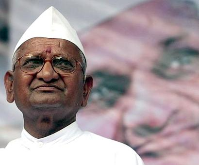 7 years later, Anna Hazare to sit on indefinite hunger strike again, today