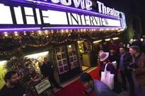 Film draws filmgoers who trumpet free speech