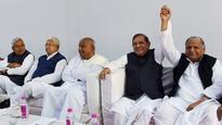 No Time Can Be Fixed for Merger of Janata Parivar Parties: Sharad Yadav