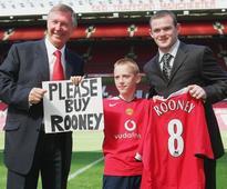 Sir Alex Ferguson claims Wayne Rooney …