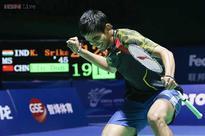 China Open win confidence booster, says shuttler Kidambi Srikanth
