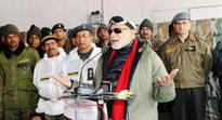Modi's Diwali greeting from Siachen: India's with jawans
