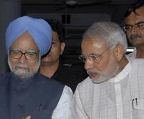 Manmohan had handed over secret files on Kashmir talks with Pak to Modi, says report