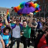 Ireland votes for same-sex marriage: A look at attitudes on gay rights around the world