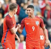 Marcus Rashford's rise does not surprise me: England manager Roy Ho