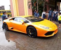 Mumbai BJP MLA gifts wife Rs 5 crore Lamborghini, she rams it into auto
