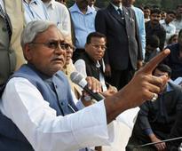 Three dead in Bihar quake, Nitish cuts short Delhi visit