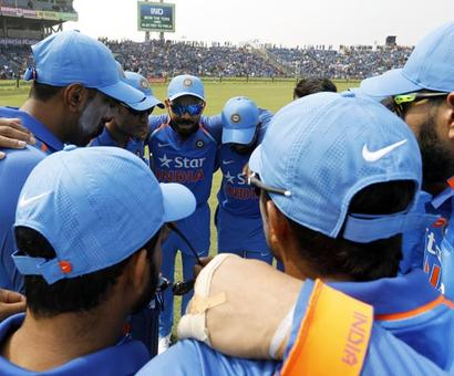 'India will continue to be the No. 1 team in the world'