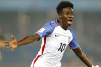 U-17 World Cup: Weah's hat-trick flattens Paraguay in pre-quarters